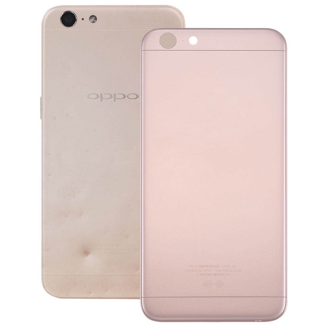 OPPO A57 Back Cover(Rose Gold)