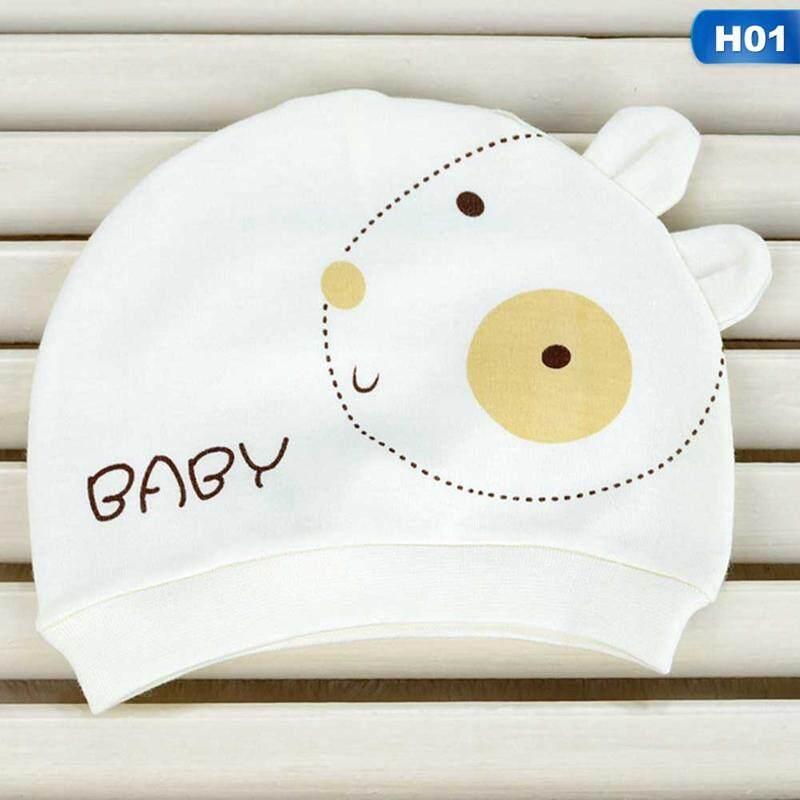 a6ceeccb3c9c7 Bzy Baby Hat Cute Cotton Hats For Newborns Baby Handmade Caps Infant Cartoon  Soft Caps H01
