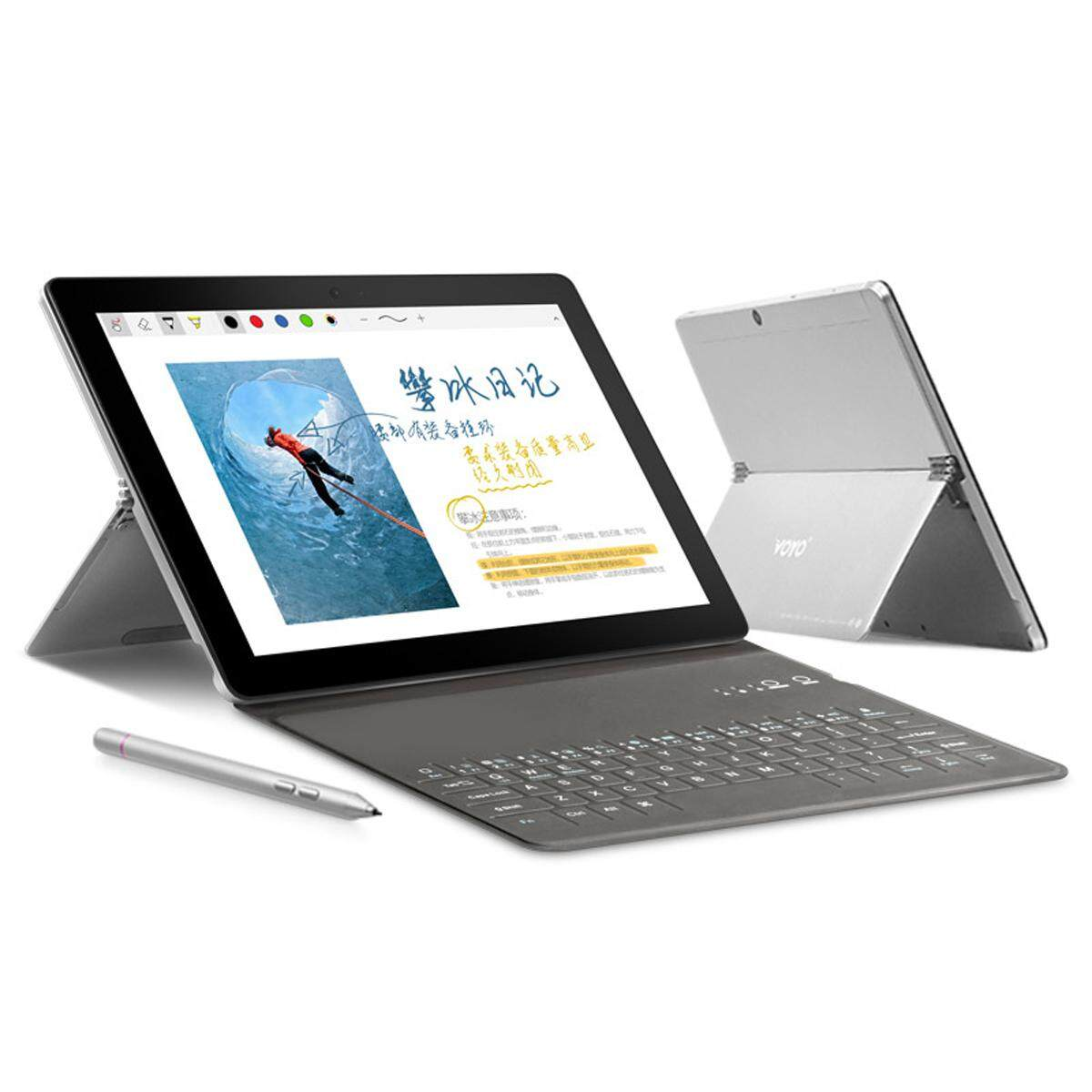 Voyo I8 Max Tablet Pc Mtk X20 Deca-Core 4gb Ram 64gb Rom 10.1 1920*1200 Ips Android 7.0 Lte Wcdma Tablet With Wifi Bluetooth - Intl By Sea Center.