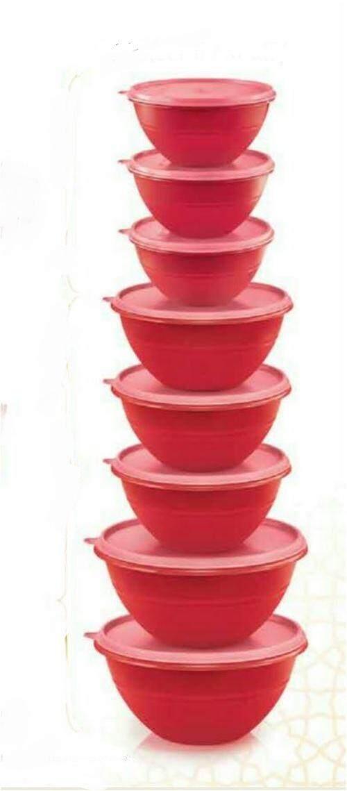 Tupperware Wonderlier Bowl Set (8)