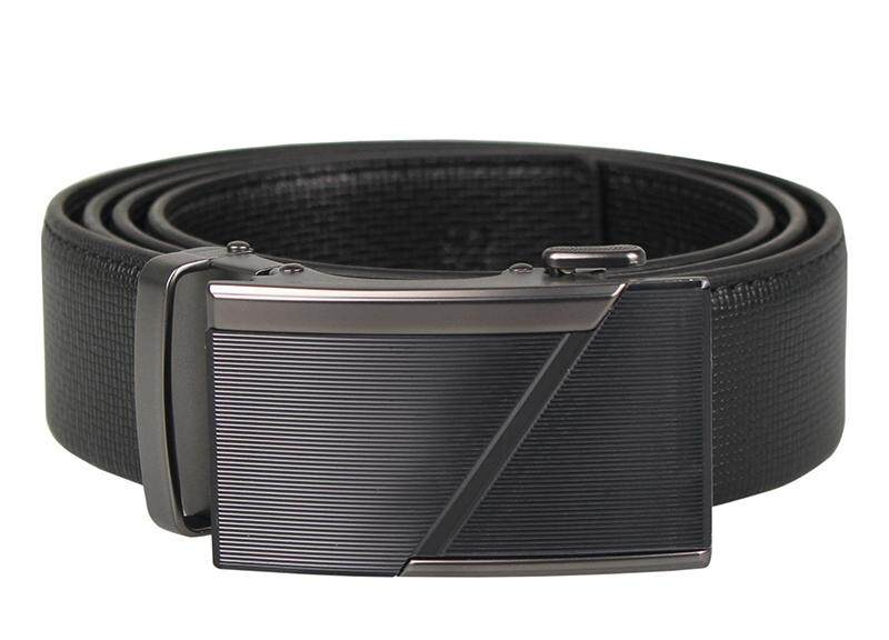Tomaz 1641 Leather Belt (Black)