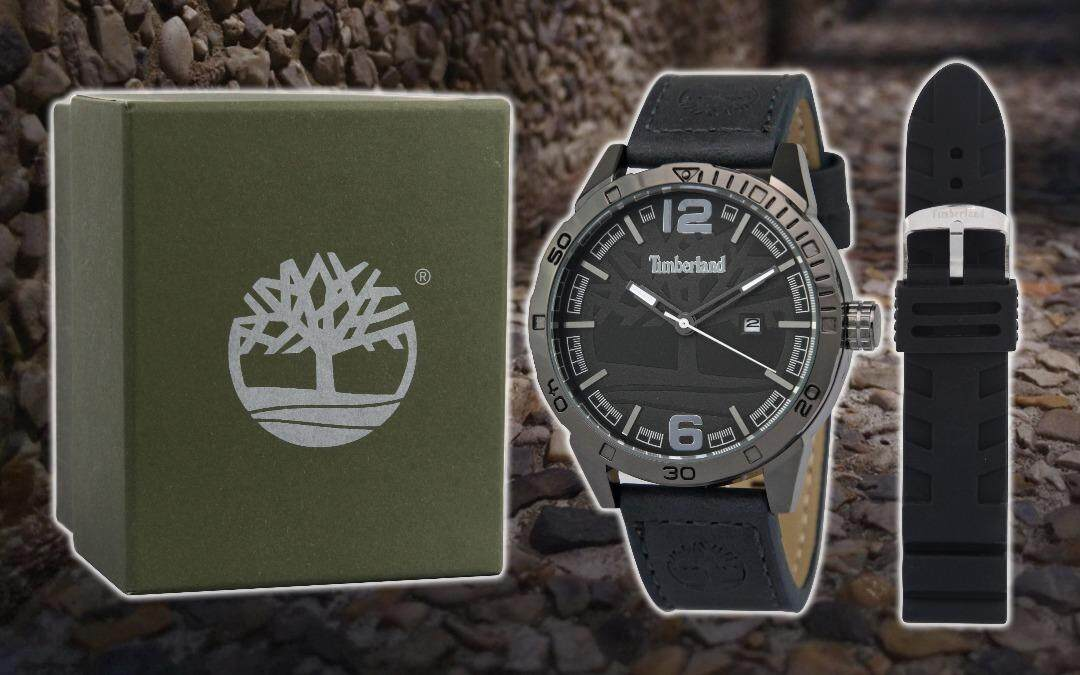 TIMBERLAND  LIMITED EDITION WATCH