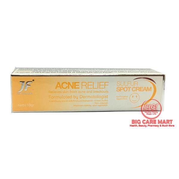 JF Acne Relief Sulfur Spot Cream 10g