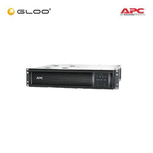 APC Smart-UPS 1000VA LCD RM 2U 230V SMT1000RMI2U - Black