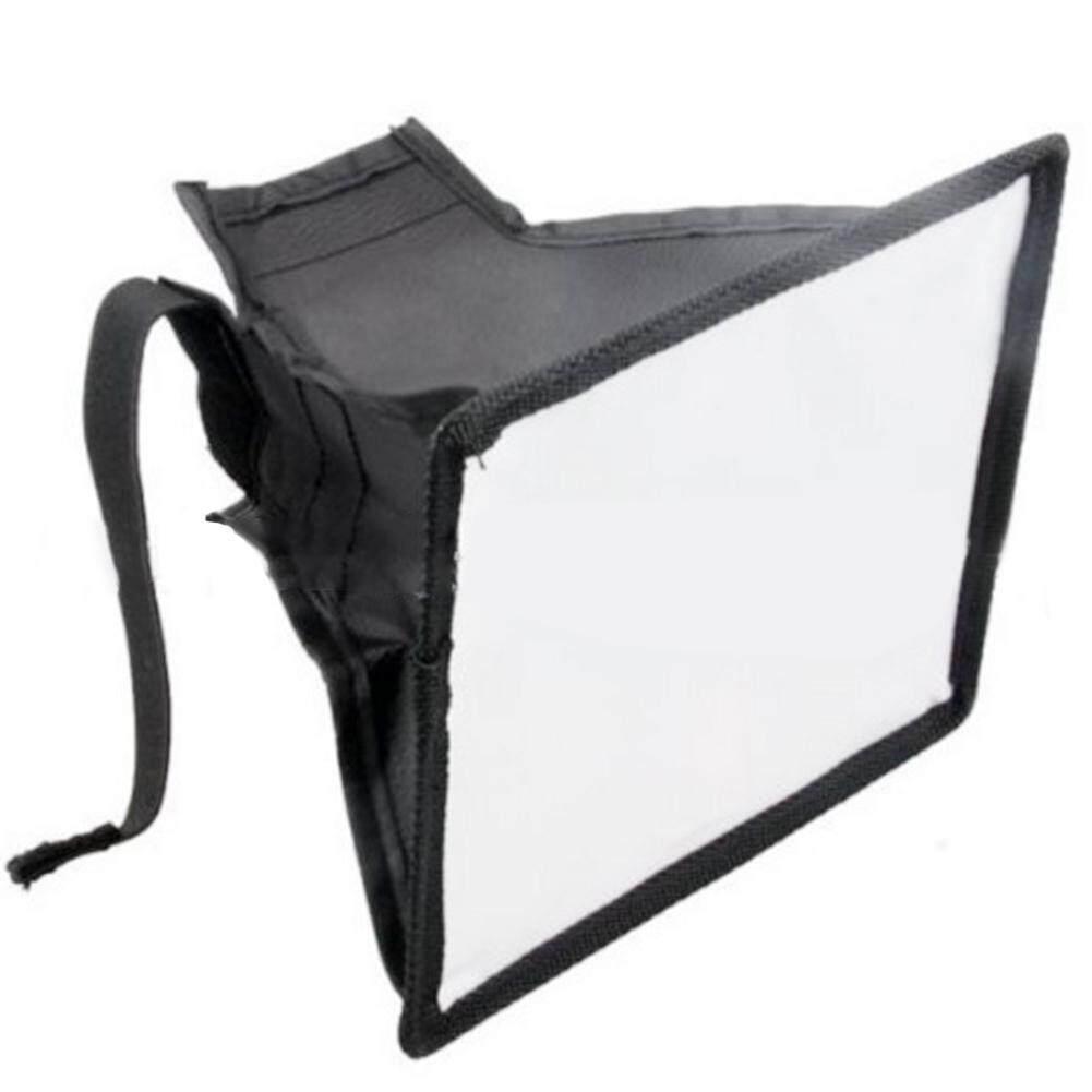 แฟลช Diffuser แฟลชถ่ายภาพกล้องที่มีไฟ Softbox กับกระเป๋าเก็บของ By Twinkle2017.
