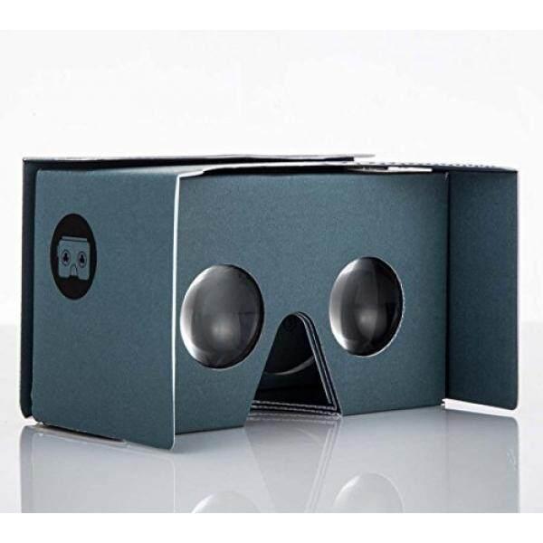 V2.0 Aku Karton®VR Kardus Kit-Terinspirasi Oleh Google Cardboard V2 (Biru)/dari Amerika Serikat