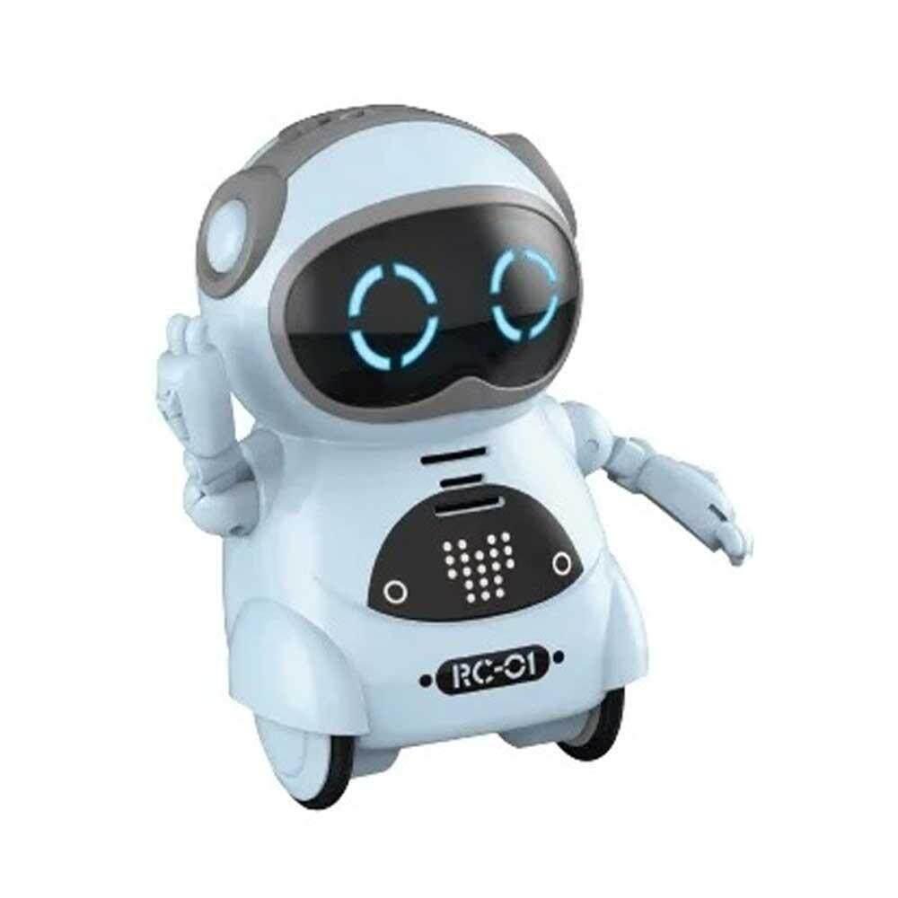 Condenser Singing Karaoke Microphone Mic 3.5Mm PC Laptop SMULE SF666IDR130000. Rp 134.189. Hiware Robot Mini Saku Robot untuk ...