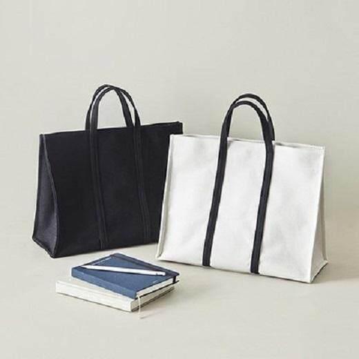 [PRE-ORDER] Women Japanese Simple Casual Canvas Handbag