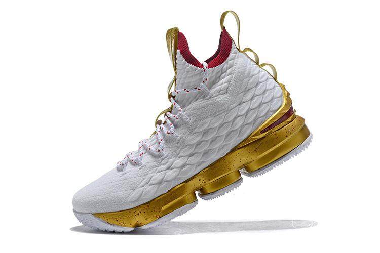 d732e0dab58 Nike Official LeBron James LeBron XV LeBron 15 EP Mid Top LBJ Men  Basketaball Shoe High