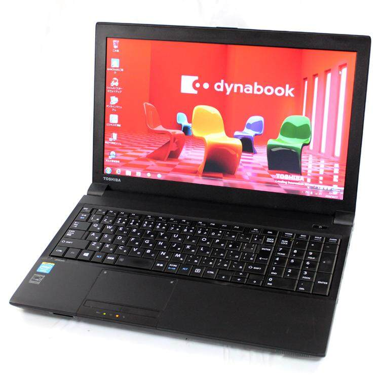 (REFURBISHED) LAPTOP DYNABOOK Toshiba Intel Celeron Dual Core / 2GB DDR3 / 156 Wide LCD / 160GB Malaysia