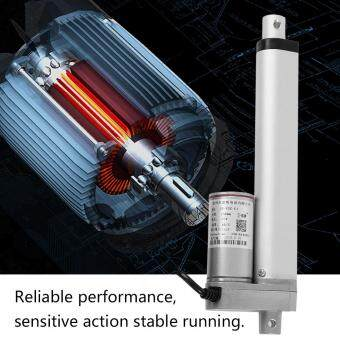 Linear Actuator Mesin Listrik 12 V Kekuatan 750N Stroke 150-700 Mm Linear Actuator Lift