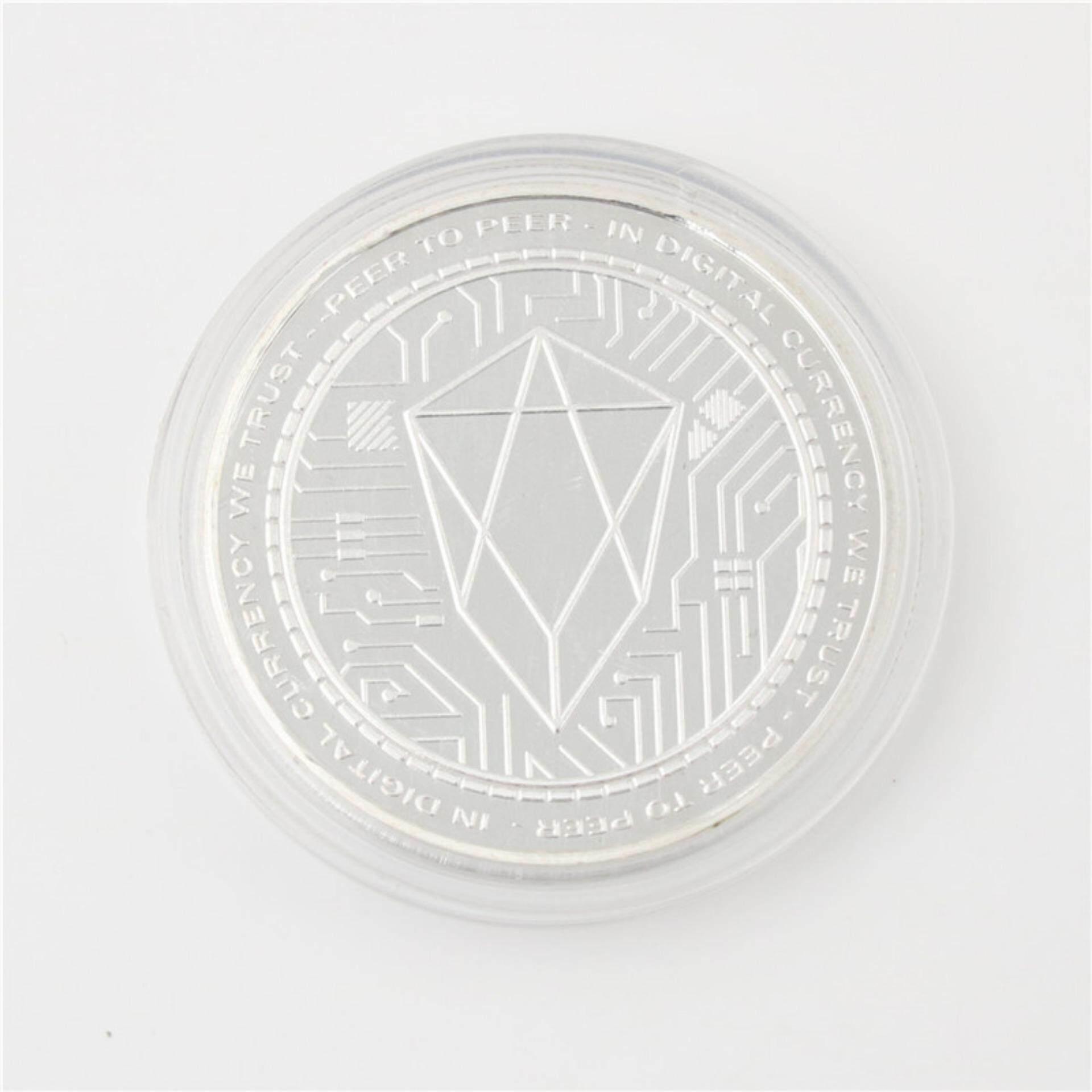 Hình ảnh EOS Commemorative Souvenir Coin Collection Gift Gold