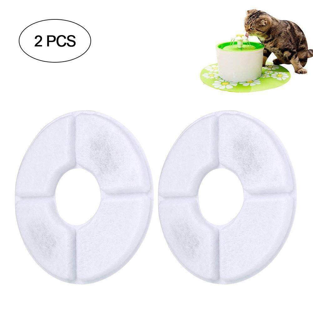 Cat Fountain Filters, Pet Fountain Filter Activated Carbon Water Dispenser Filters 4 Pack, Compatible With Pet Flower Water Fountain Keeping Water Clear And Tasty For Pets Dogs And Cats By Ltplaza.
