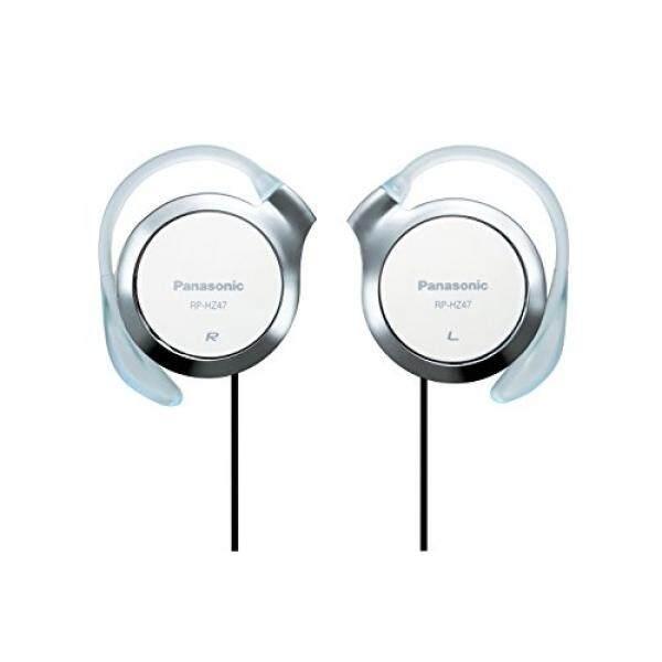 Panasonic clip headphone white RP-HZ47-W / From USA