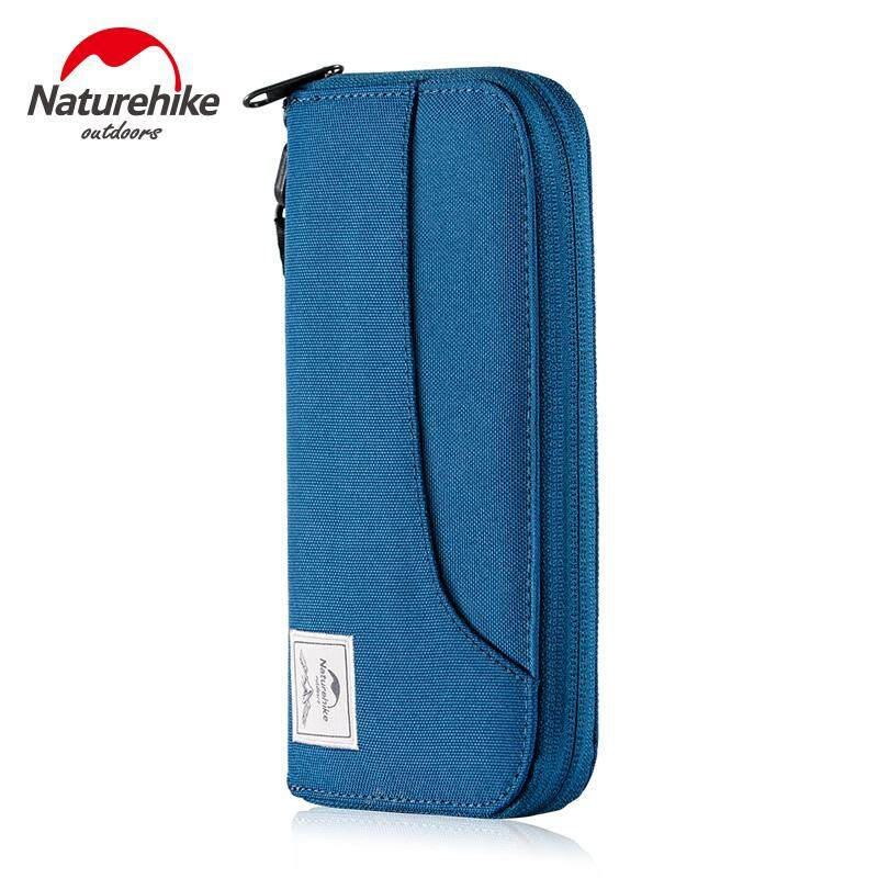 6bad2792cec0 NatureHike RFID Blocking Travel Wallet Waterproof Outdoor Sport Card Bags  Multi-functional Ticket Card Packs Protective Money Bag
