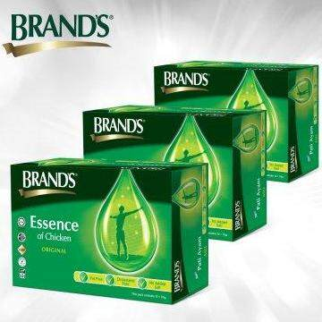 BRAND'S Essence of Chicken Triple Pack (3x12's) -36 bottles