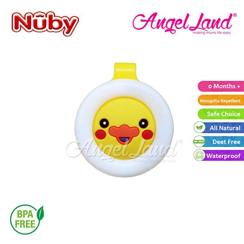 Nuby Fashion Cute Animal Insect Repellent Clip (Duck) NB78084