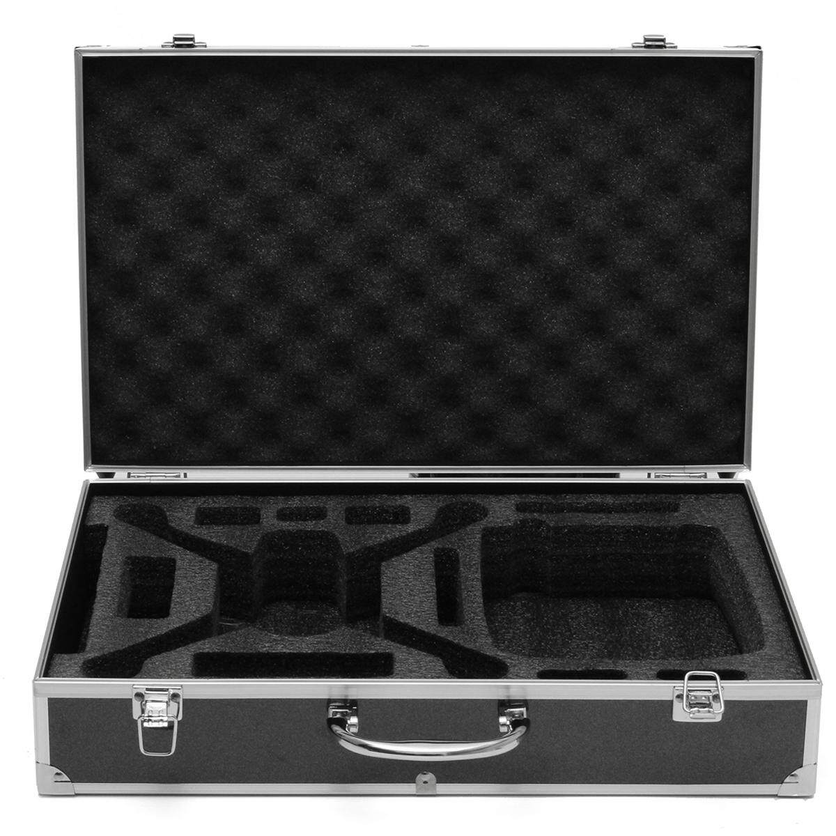 Casing Bawa Keras Tahan Air Tas Praktis untuk Hubsan X4 H501S Kamera Dengung FPV W1Y