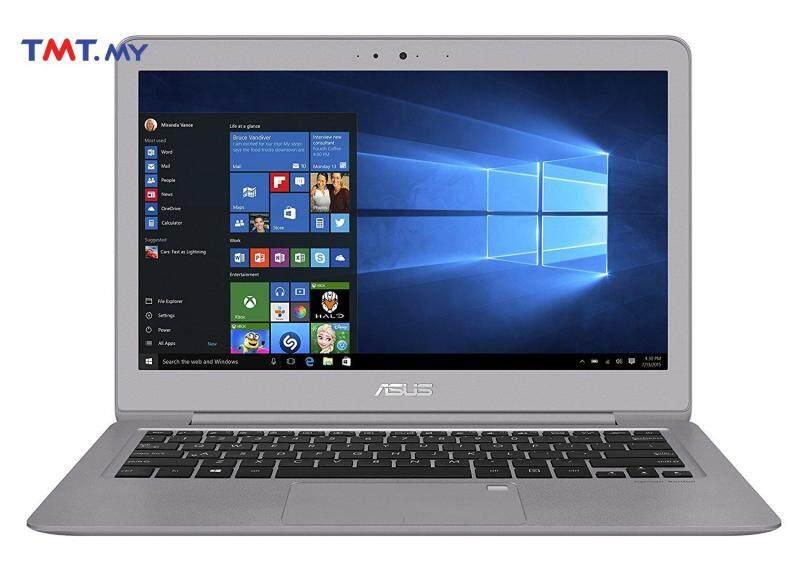 ASUS ZenBook UX330C-AFC044T Laptop | M3-7Y30 | 4GB | 128GB | | 13.3 | W10 - Grey Malaysia