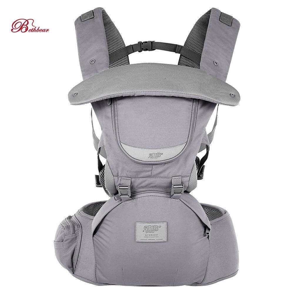 b29af897c8a Bethbear 1815 Hip Seat Newborn Waist Stool Baby Carrier Infant Sling  Backpack