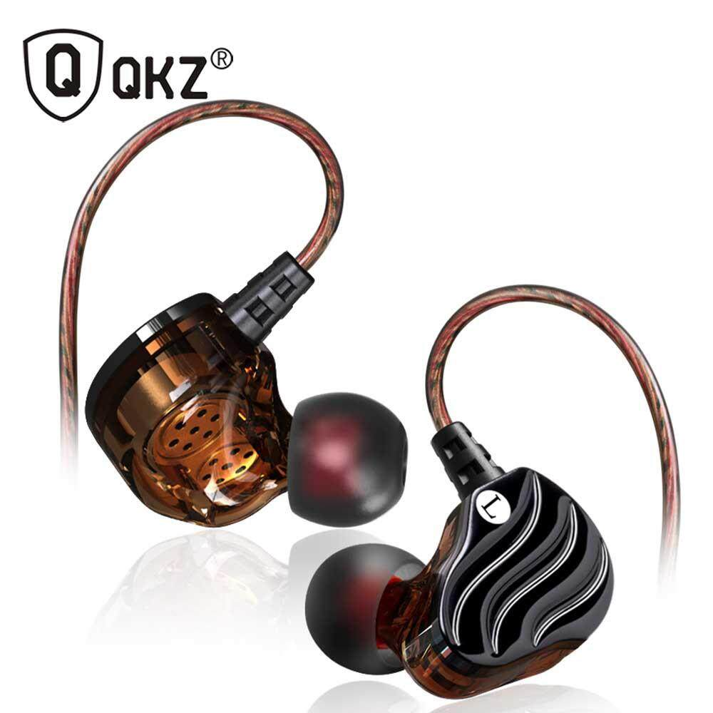 Buy Sell Cheapest Qkz Kd5 In Best Quality Product Deals Dm7 Kd4 Double Unit Drive Ear Earphone Bass Subwoofer Hifi Dj Monito Running Sport