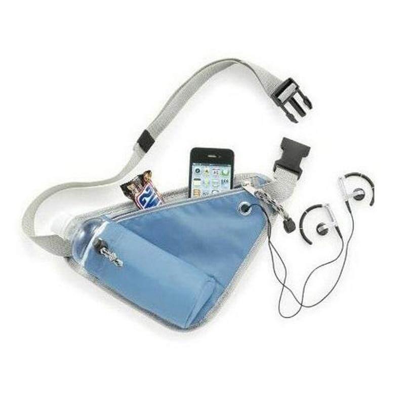 Multipurpose Sport Storage Pouch Outdoor Pockets Shoulder Bag