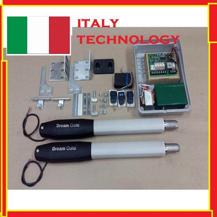 ( 8 YEARS WARRANTY ) SWEET HOME ITALY AUTOGATE / AUTO GATE DREAM GATE SYSTEM