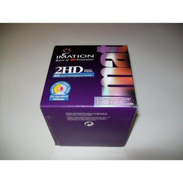 Media Kosong Imation 2hd IBM Diformat Pergi Ke Mana Pun Documents-Kotak 25-Intl