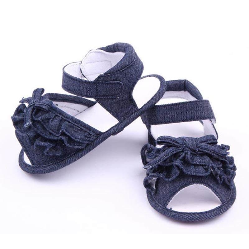 Bayi Anti-selip Sandal Sepatu Musim Panas Balita Sepatu Kanvas-Internasional