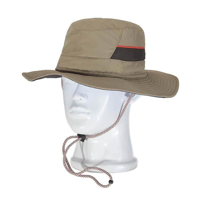 Hình ảnh Quick Dry Summer Bucket Hats Outdoor Fishing Wide Brim Hat UV Protection Cap Men Women Hiking Camping Sun Hats - intl