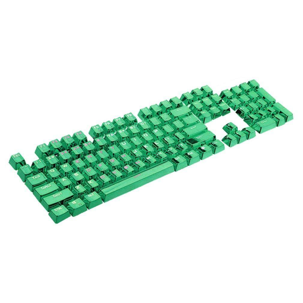 ... Era 104 Tombol PBT Ganda Shot Keycaps Injeksi Warna Backlit Keycaps untuk Semua Keyboard Mekanik dengan