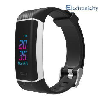 Beli sekarang W7 Bluetooth IP67 Waterproof GPS Heart Rate Monitor Color Screen Smartband terbaik murah - Hanya Rp281.499