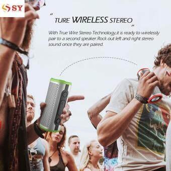 Price Checker So Young Bluetooth Loudspeaker Box TWS Outdoor Fashionable pencari harga - Hanya Rp362.
