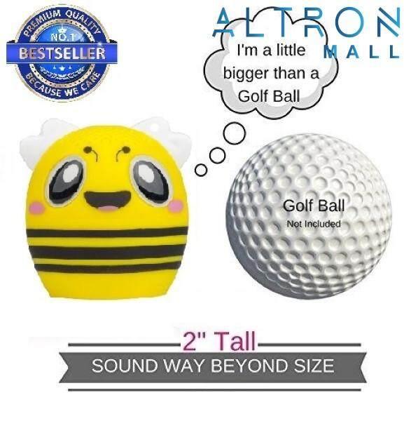 BEE Audio Pet Critter Mini Bluetooth Wireless Speaker POWERFUL !!