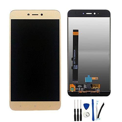 Penuh Layar LCD dengan Digitizer Layar Sentuh untuk Xiaomi Redmi Note 5A (2 GB RAM) /Redmi Y1 Lite Perakitan Pengganti Emas