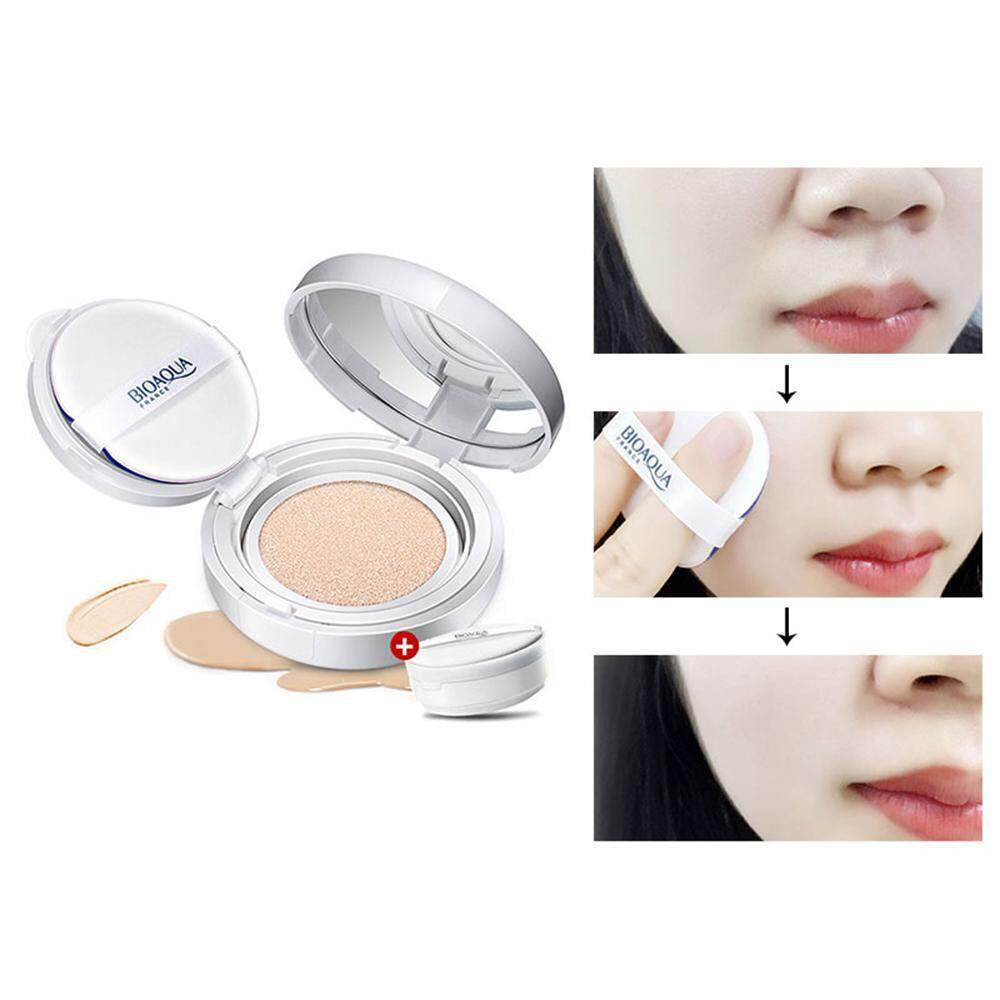 Features Efuture Bioaqua Snow Bb Cream Air Cushion Extreme Bare Make Foundation Light Skin Detail Gambar Up Complete Coverage Compact Terbaru