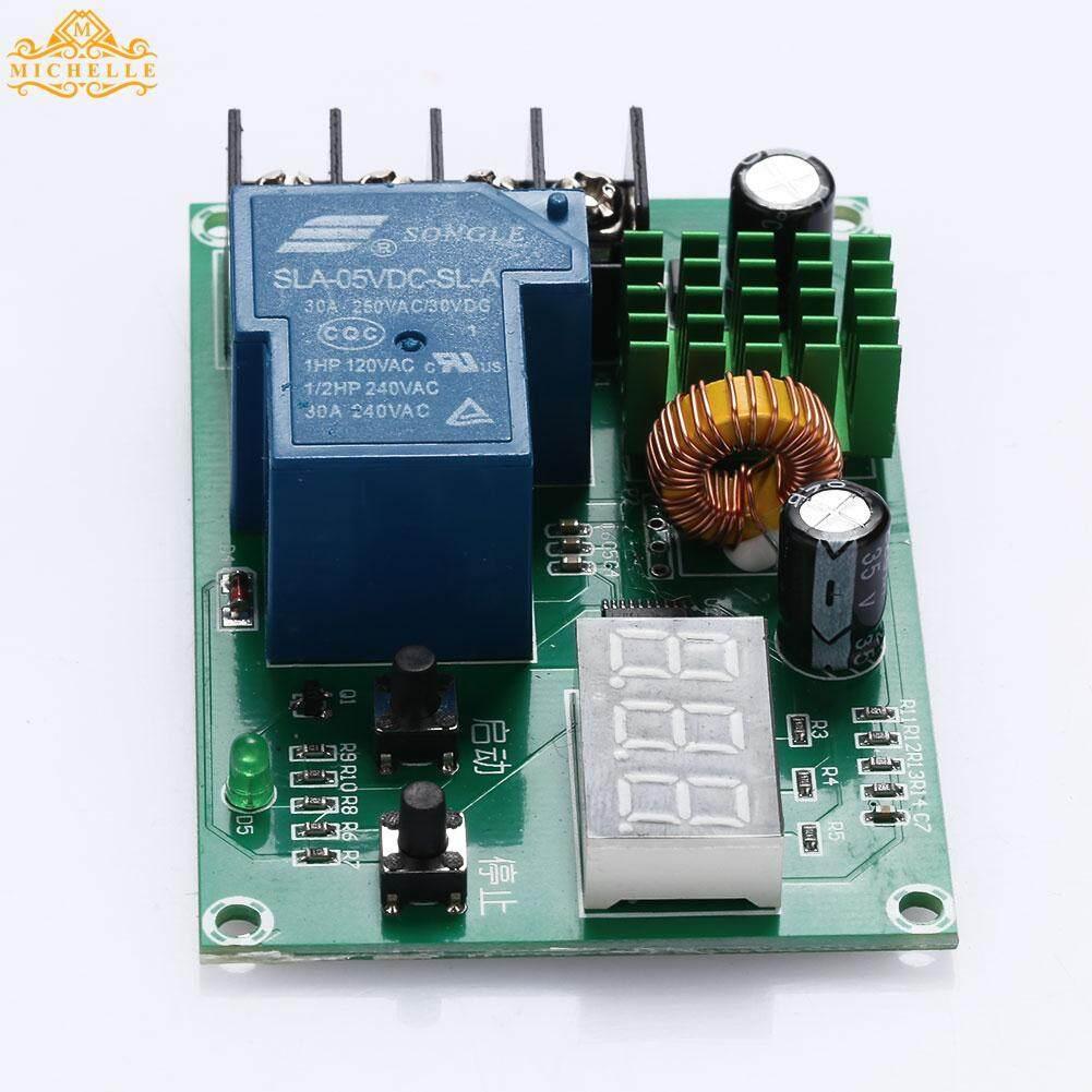 ... Pengisian Modul Kontrol Modul Pengisi Baterai Presisi Tinggi 6-60 V XH M604 DIY -