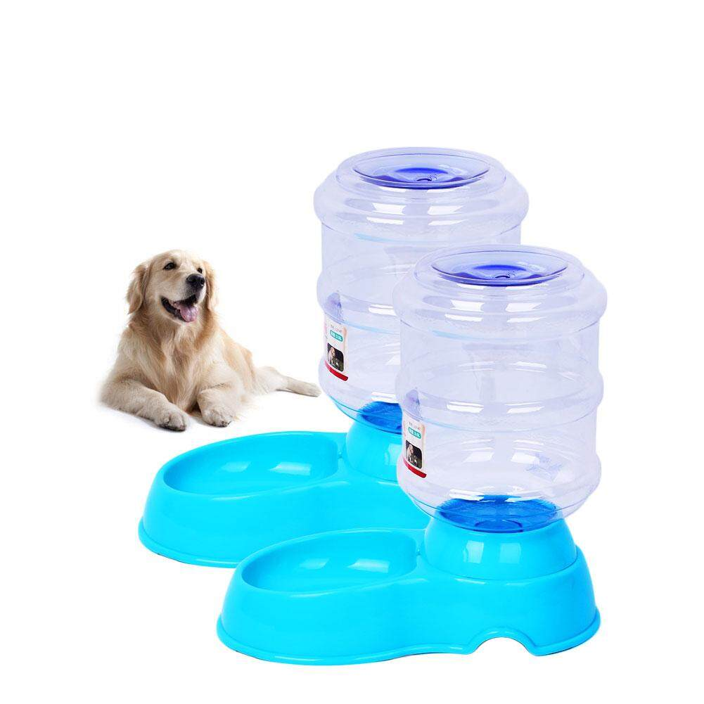 Buy Sell Cheapest Dispenser Cosmoss Hot Best Quality Product Deals Galon Sanex D102 D 102 Dan Normal Garansi Automatic Pet Cat Puppy Feeder Water Cats Dogs Plastic Sale