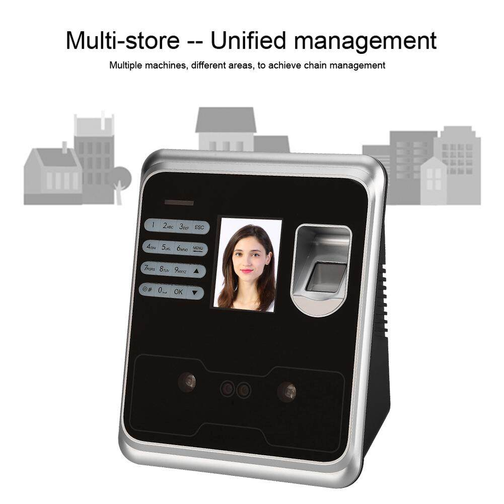 2.4-inch TFT Wireless Fingerprint Attendance Machine Face Recognition 110-240V (EU)