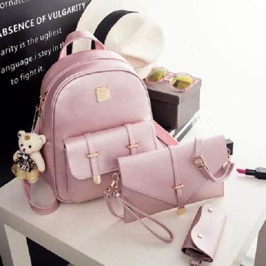 [PRE-ORDER] 3 in 1 Women Shoulder bag Backpack Handbag
