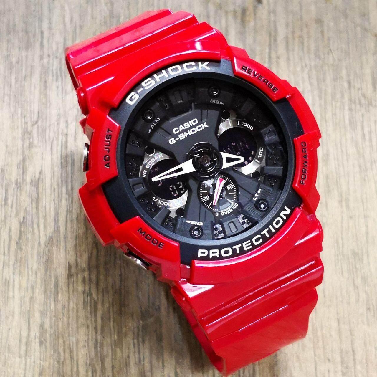 Features Casio G Shock Ga 110cs 4a Watch Iron Man Edition Crazy 100b 4adr 201