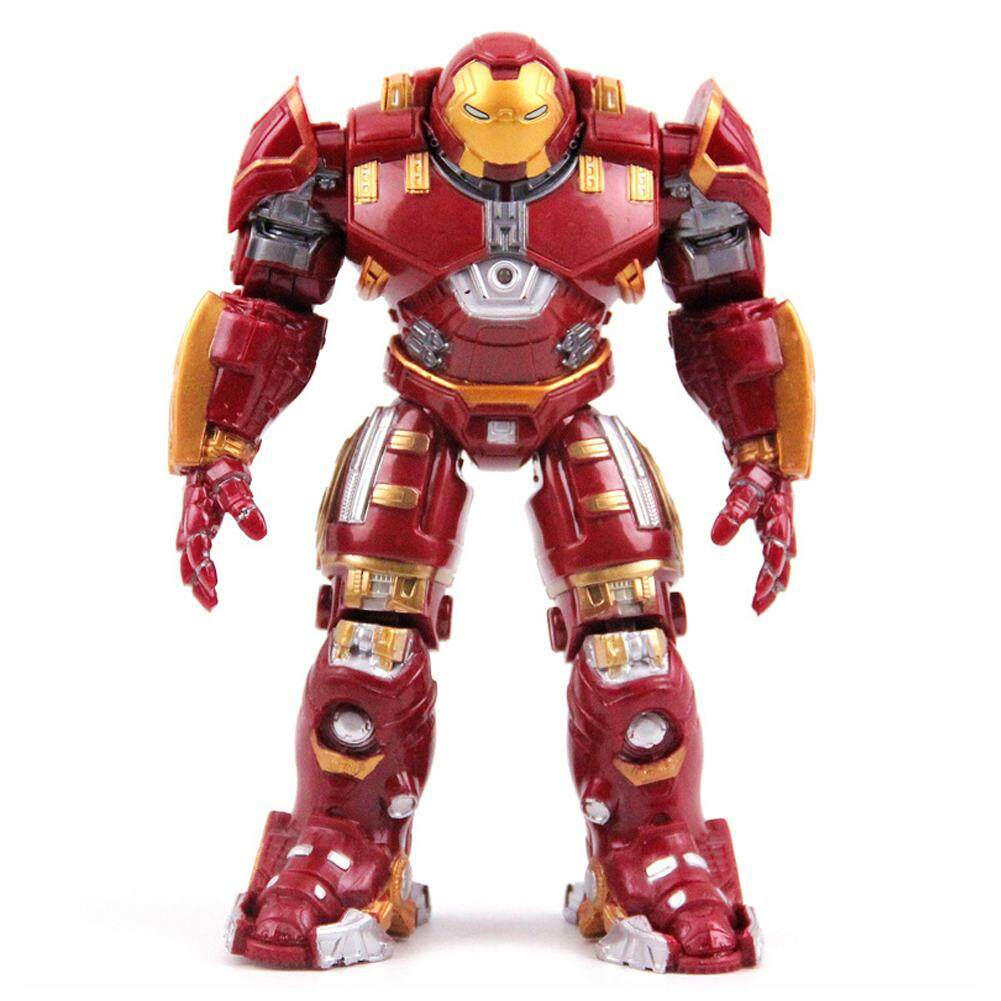 Ryt Marvel Avengers Ultron ไอรอนแมนฮัลค์ Buster Series ของเล่นโมเดลตุ๊กตาขยับแขนขาได้ของเล่นตัวอักษร By Ryder Yi Trading.