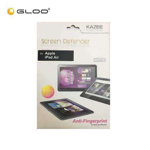 Kazee iPad Air Screen Protector Anti Fingerprint