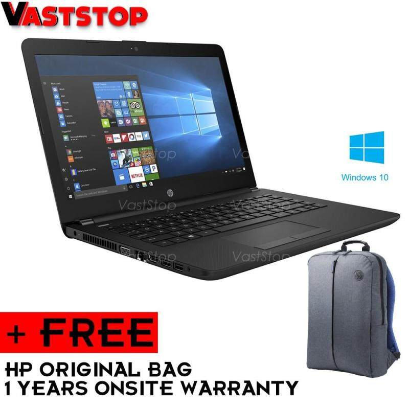HP Notebook Black 14-bS537TU (N3060/4GB/500GB/W10/14) Malaysia