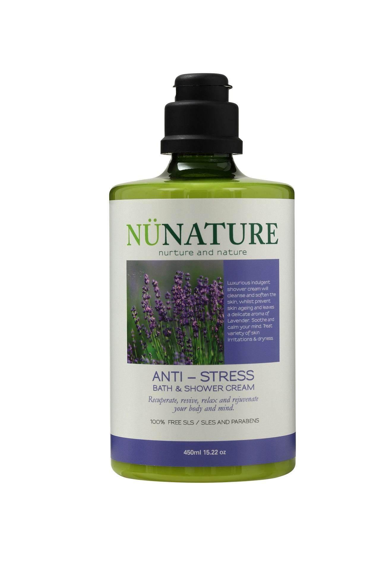 Features Lancome Hydra Zen Anti Stress Moisturising Cream Gel 15g Lancme 50ml Nunature Bath Shower 450ml