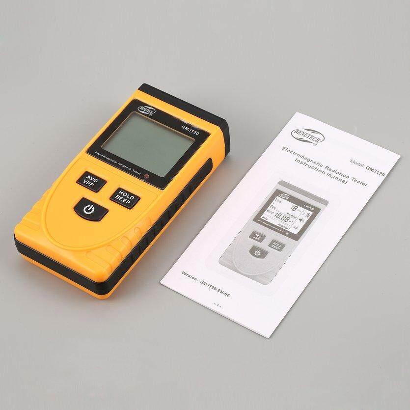 TOP BENETECH Digital Electromagnetic Radiation Detector Radiation Tester Meter