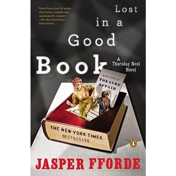 Penguin Books Lost in a Good Book (A Thursday Next Novel) - intl