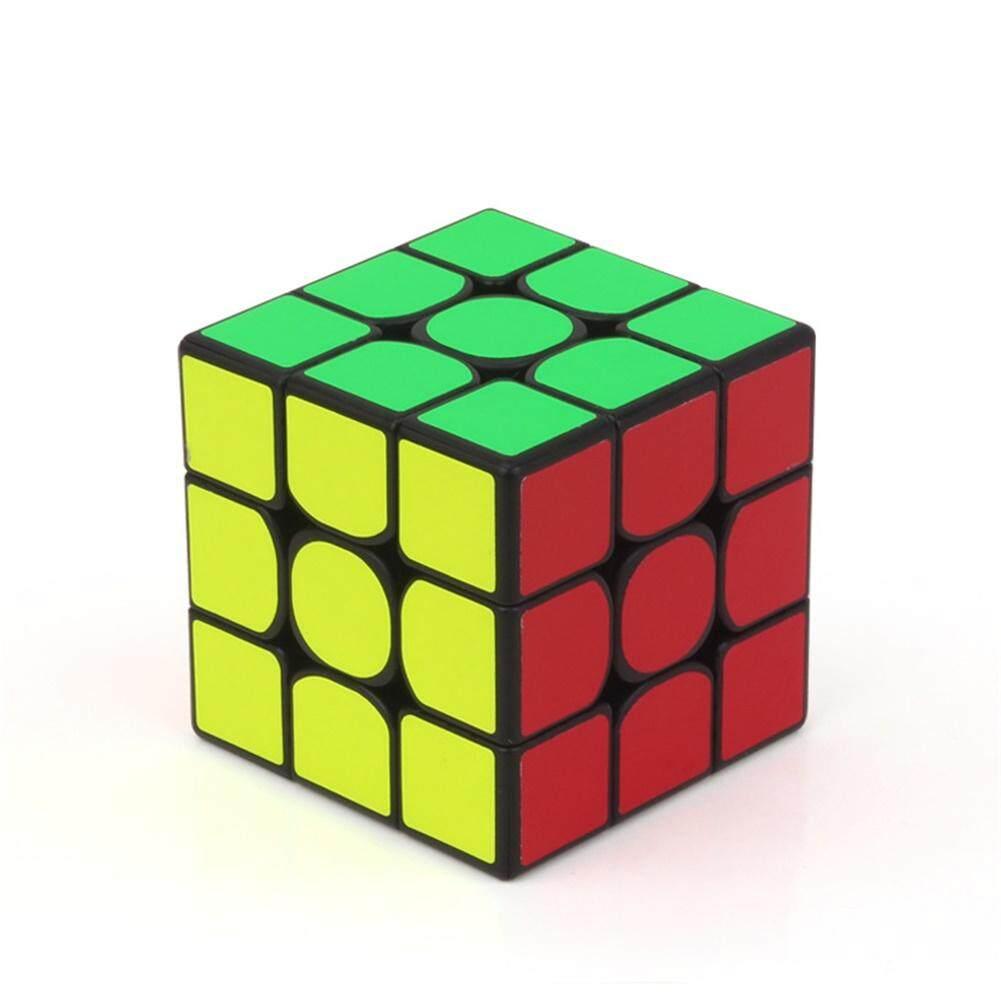 XN 3X3 Rubik Perkembangan Intelektual Menakjubkan Kubus Pintar Sebagai Pelega Cemas Stres Mainan untuk Anak Dewasa