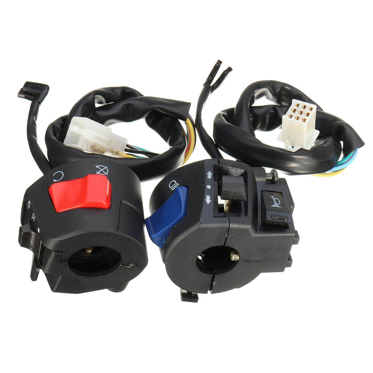 Car Switches For Sale Auto Online Brands Prices Wiring A 8 Wire Turn Signal W Horn 1 Pair 7 Inch 22mm Motorcycle Handlebar Light Controller Switch