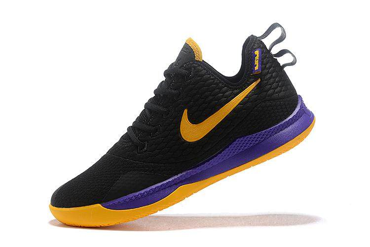4720c4ee777 Nike Original LeBron James Witness III 3 Low Top LBJ Men Basketaball Shoe  Discounted EU 40